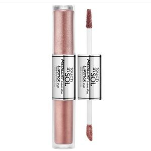 Touch In Sol Liquid Lip in Penny (Pink/Brown)